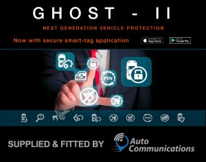 Ghost-II Immobiliser