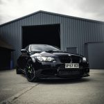Supercharged BMW M3